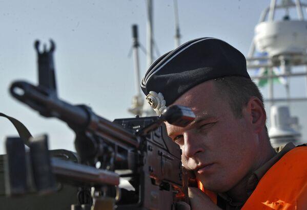 Služba strážců státní hranice - Sputnik Česká republika