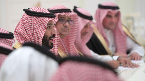 Muhammad bin Salman. Ilustrační foto - Sputnik Česká republika