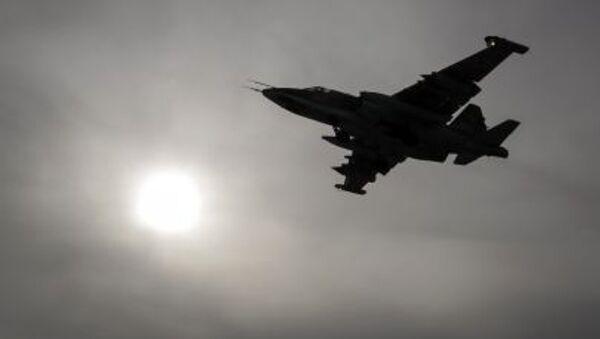 Stíhačka Su-25 - Sputnik Česká republika
