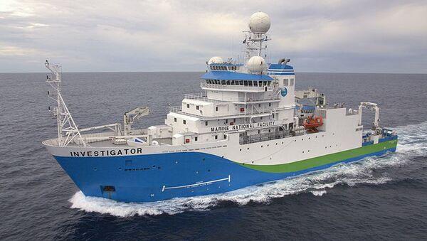 Loď. Ilustrační foto - Sputnik Česká republika