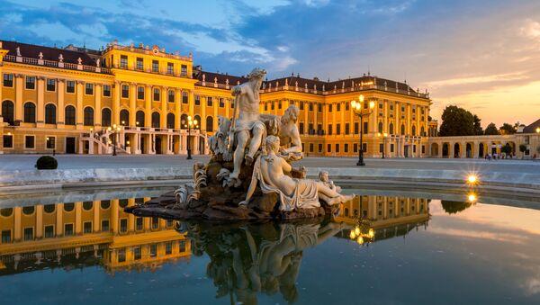 Zámek Schönbrunn v Rakousku - Sputnik Česká republika