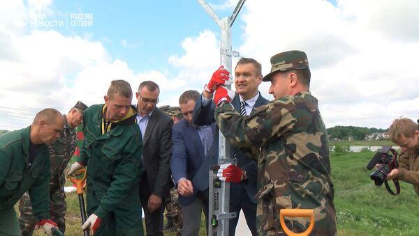 Litva začala stavět zeď na hranici s Ruskem - Sputnik Česká republika