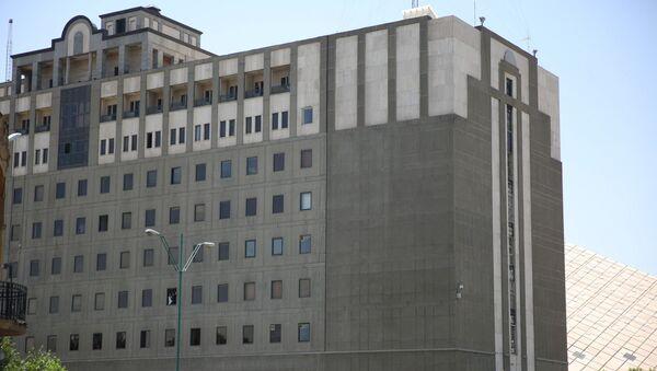 Budova íránského parlamentu - Sputnik Česká republika