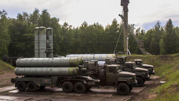 Raketové komplety S-300 - Sputnik Česká republika