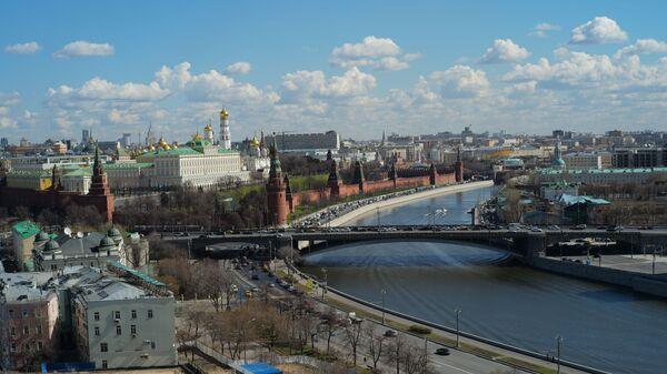Pohled na Moskvu - Sputnik Česká republika