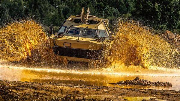 BRDM-2 - Sputnik Česká republika