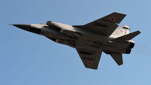 MiG-31 - Sputnik Česká republika