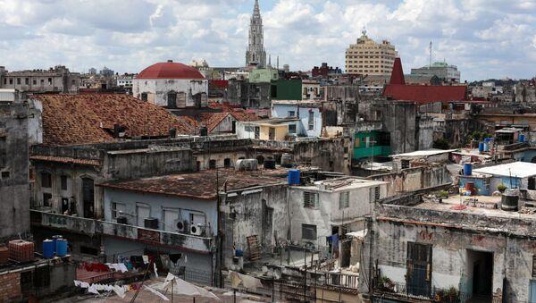 Havana - Sputnik Česká republika
