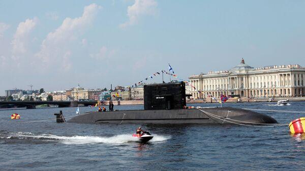 Dieselová ponorka projektu 677 typu Lada - Sputnik Česká republika