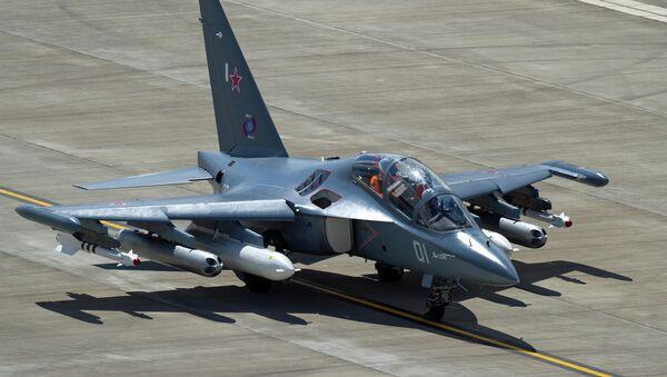 Jak-130 - Sputnik Česká republika
