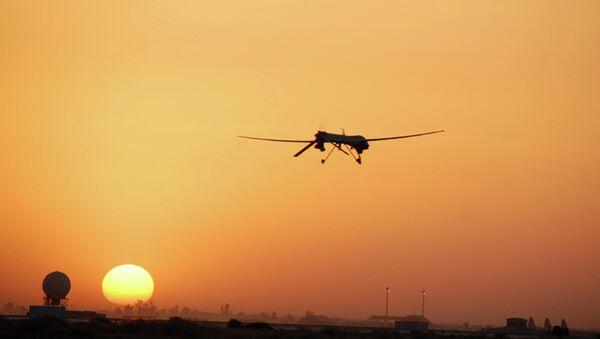 Dron MQ-1 Predator - Sputnik Česká republika