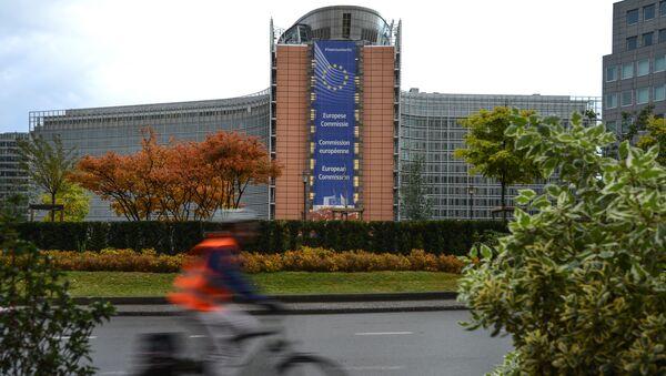 Budova Evropské komise - Sputnik Česká republika