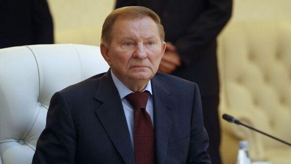 Bývalý prezident Ukrajiny Leonid Kučma - Sputnik Česká republika