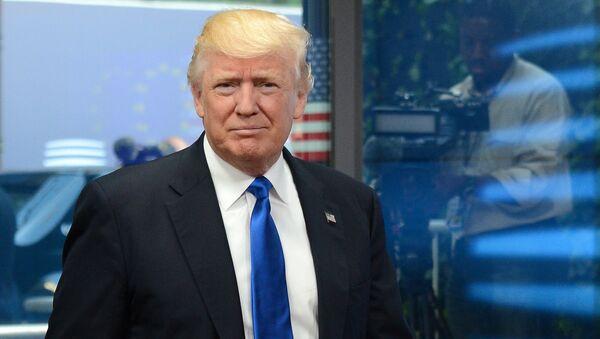 Prezident USA Donald Trump. Ilustrační foto - Sputnik Česká republika