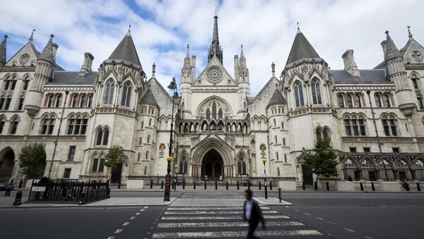 Vrchní soud v Londýně - Sputnik Česká republika