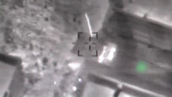 Útoky VVS Izraele - Sputnik Česká republika