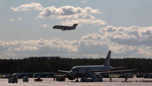 Dopravní letoun An-148 - Sputnik Česká republika