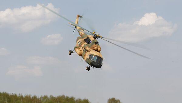 Mi-17B5 - Sputnik Česká republika
