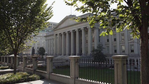 Ministerstvo financí USA - Sputnik Česká republika