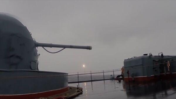 Bulava v akci: jak proběhlo odpálení balistické rakety - Sputnik Česká republika