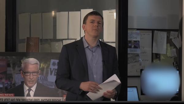"""""""Je to byznys"""": jsou zveřejněna přiznání producenta CNN o zveličování tématu Ruska - Sputnik Česká republika"""