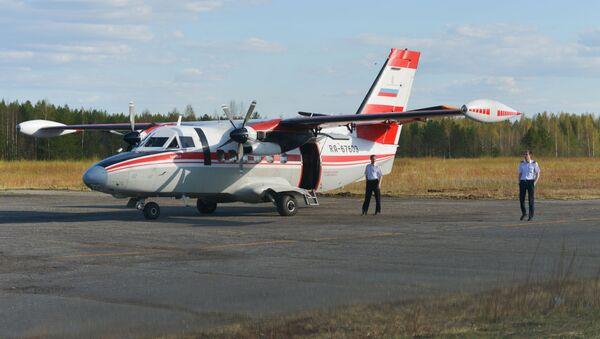 Letadlo L-410 - Sputnik Česká republika