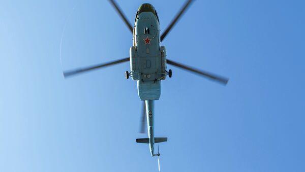Vrtulník Mi-8MT - Sputnik Česká republika