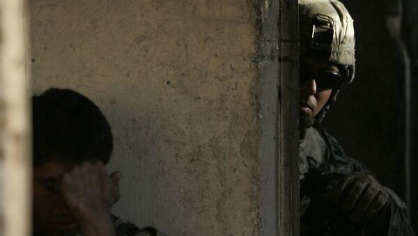 Odstřelovač v Iráku - Sputnik Česká republika