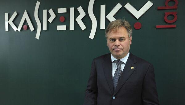 Jevgenij Kasperský - Sputnik Česká republika