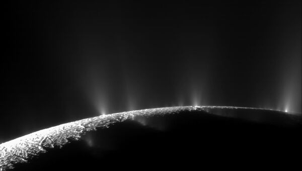 Enceladus - Sputnik Česká republika