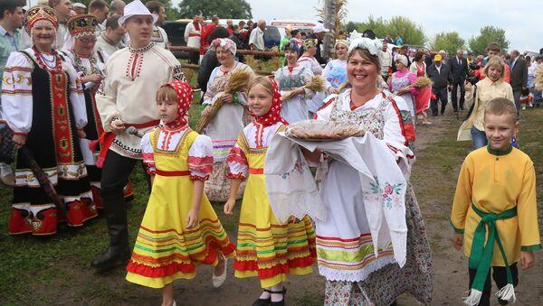 """Festival """"Jsem ruský rolník - Sputnik Česká republika"""
