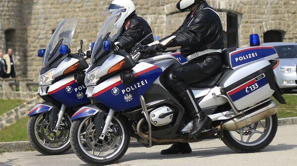 Rakouská policie - Sputnik Česká republika