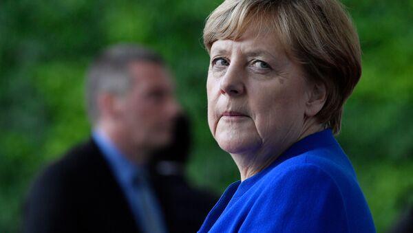 Kancléřka Angela Merkelová - Sputnik Česká republika