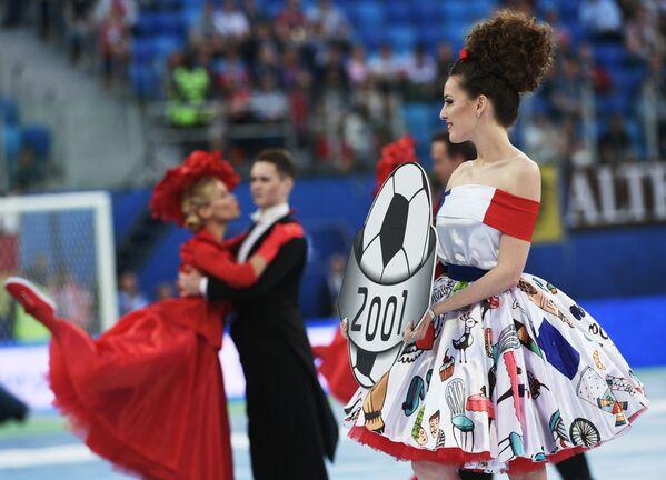 Ukončení Konfederačního poháru 2017 - Sputnik Česká republika