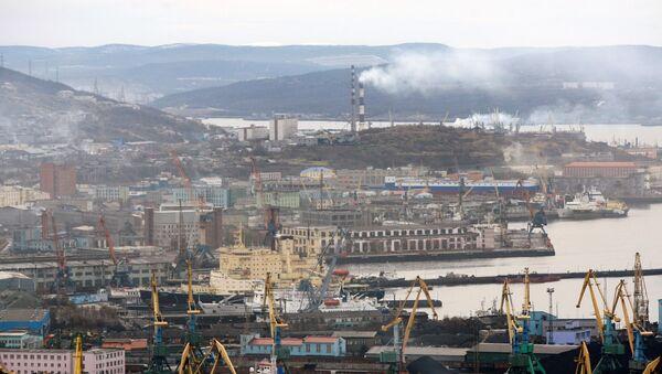 Murmanský přístav - Sputnik Česká republika