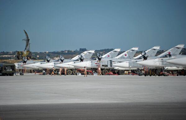 Legendární ruský Su-24 slaví své 50. narozeniny - Sputnik Česká republika
