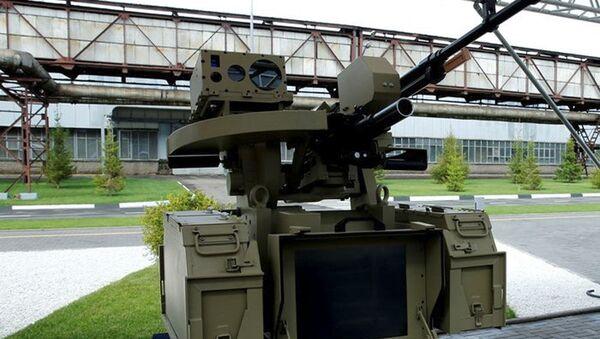 Automatizovaný bojový modu lKalašnikov - Sputnik Česká republika