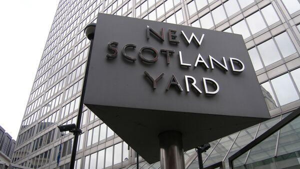 Budova Scotland Yardu - Sputnik Česká republika