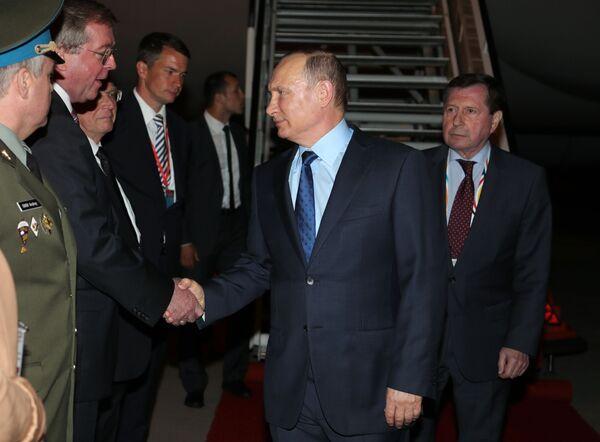 Shromáždění hostů: Lídři skupiny G20 přijeli do Hamburku - Sputnik Česká republika