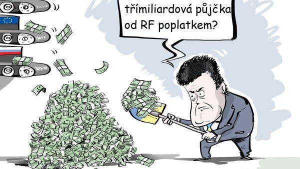 Půjčka nebo poplatek? - Sputnik Česká republika