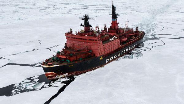 Nic takového tu nebylo 20 let. Arktická expedice Kara-zima 2015 - Sputnik Česká republika