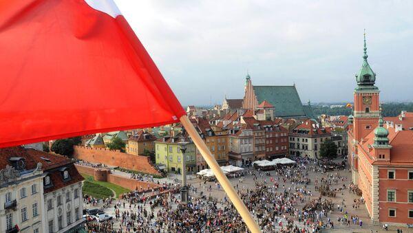 Polská vlajka - Sputnik Česká republika
