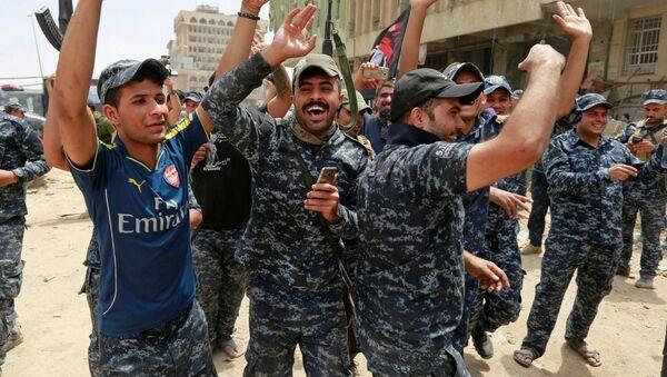 Oslavy osvobození Mosulu od IS - Sputnik Česká republika