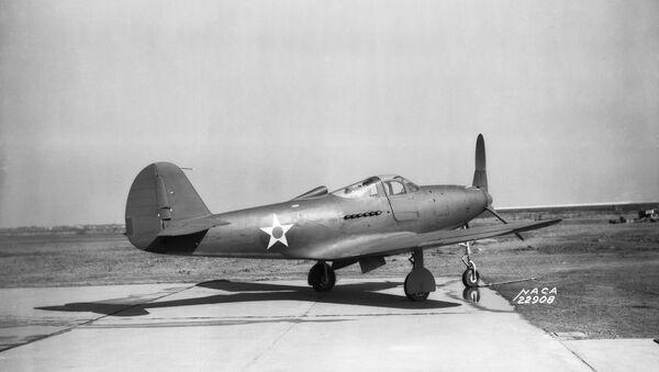 Stíhačka Bell P-39 Airacobra - Sputnik Česká republika