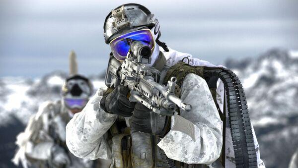 Americké speciální jednotky - Sputnik Česká republika