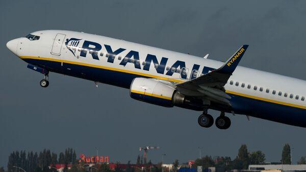 Letadlo společnosti Ryanair - Sputnik Česká republika