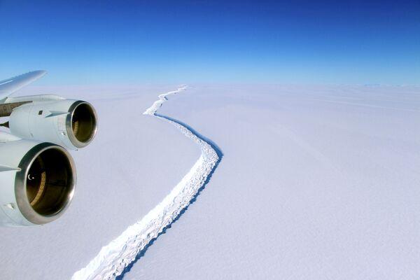 Tající Antarktida - Sputnik Česká republika