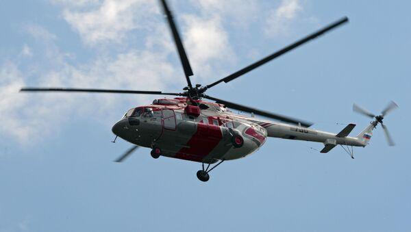 Vrtulník Mi-171 E - Sputnik Česká republika