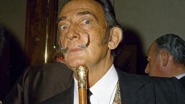 Salvador Dalí - Sputnik Česká republika