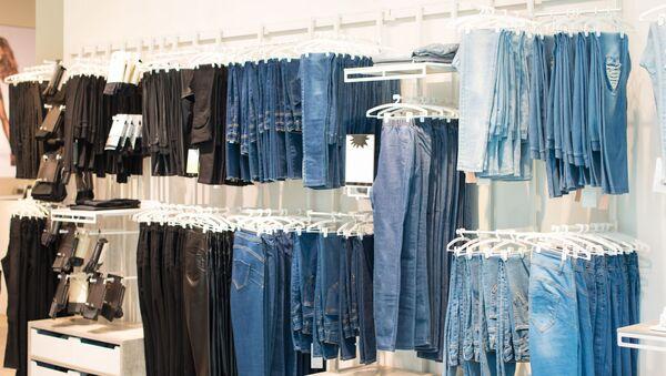 Obchod s oblečením - Sputnik Česká republika